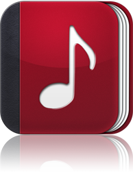 Chords + Lyrics app icon